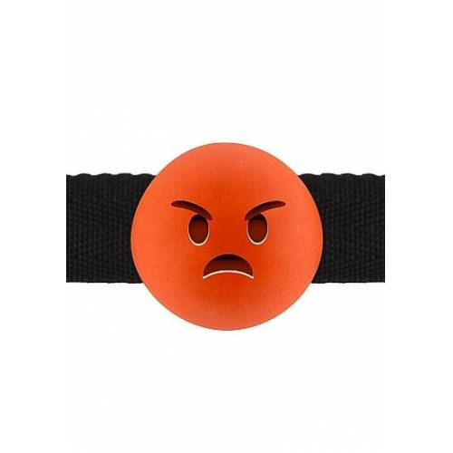 S-Line Mad Emoji