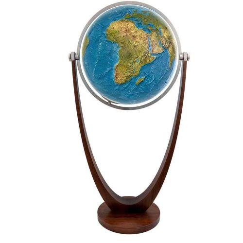 Columbus handkaschiert 216062 Globus Duorama Durchmesser 60 cm, Standglobus L...