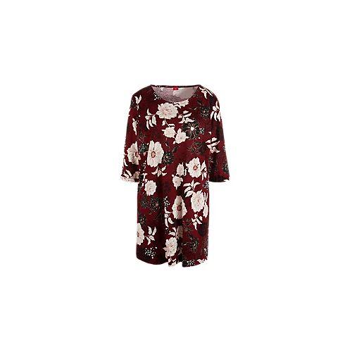 s.Oliver Jersey-Nachthemd Rot 32/34