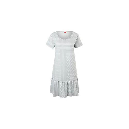 s.Oliver Jersey-Nachthemd Grau 36/38
