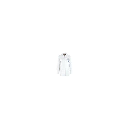 TRIANGLE Nadelstreifen-Bluse