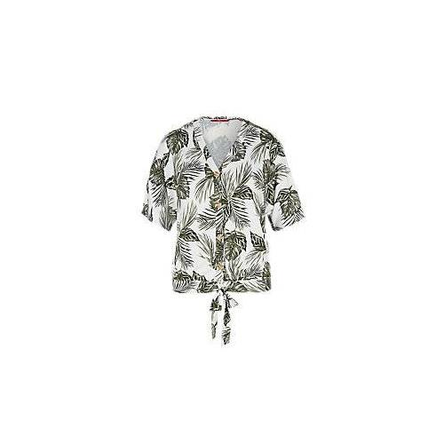 s.Oliver Knoten-Shirt Beige 40