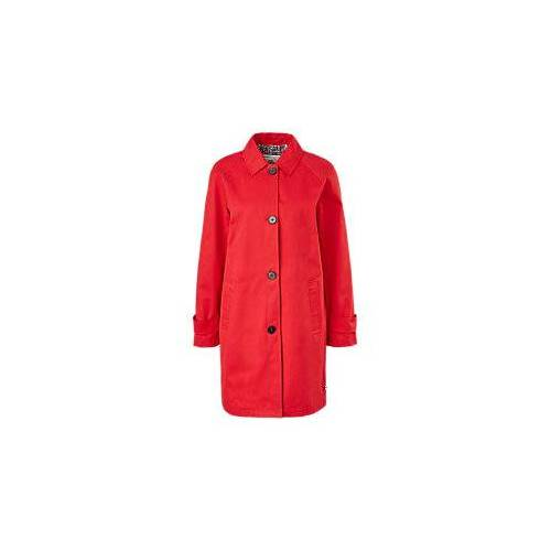 s.Oliver Trenchcoat Rot 36