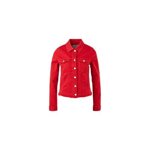 s.Oliver Jeansjacke Rot 32