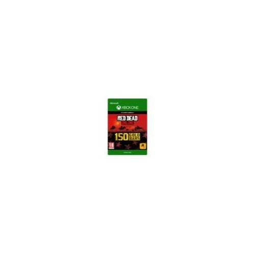 Xbox Giftcard Live 150 RDRO Gold Bars Xbox One