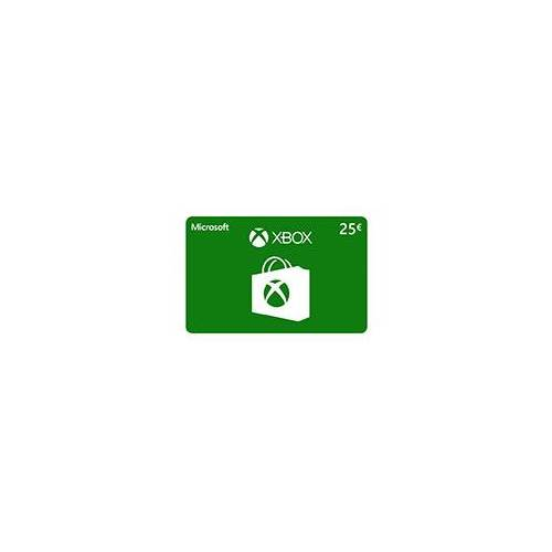 Xbox Gift Card Xbox Guthaben 25 €