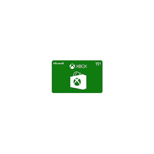Xbox Gift Card Xbox Guthaben 15 €