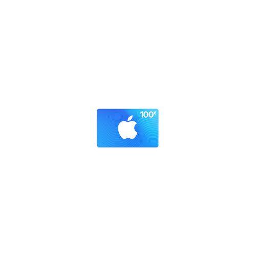 iTunes App Store & iTunes Code 100 €