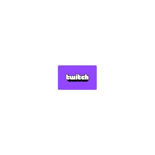 Twitch 50 €