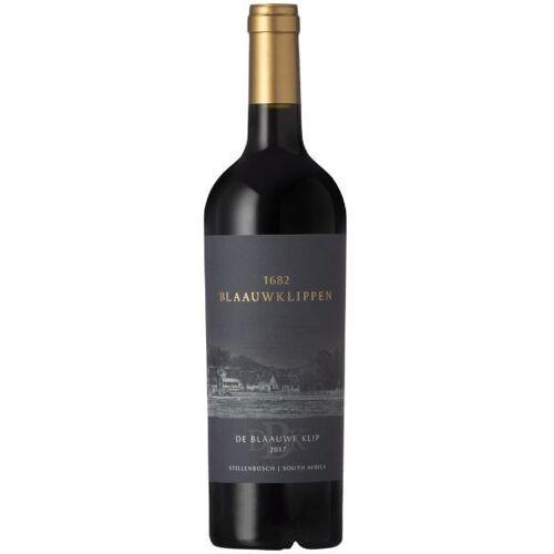 Blaauwklippen Wine Estate Blaauwklippen De Blaauwe Klip 2017