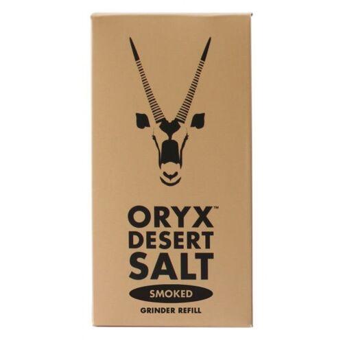 Oryx Desert Salt Oryx Desert Smoked Salt - geräuchertes, grobes Wüstensalz /...