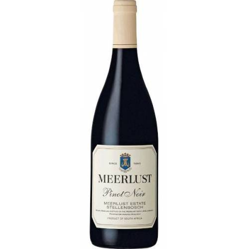 Meerlust Estate Meerlust Pinot Noir 2017
