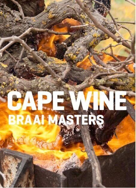 Wines of South Africa Cape Wine Braai Master