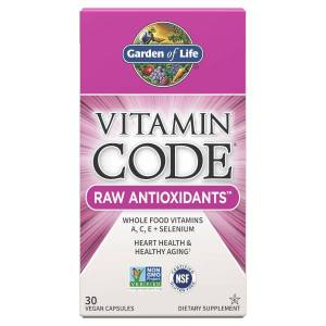 Garden of Life Vitamin Code Raw Antioxidantien - 30 Kapseln