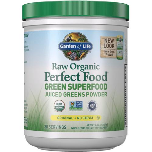 Garden of Life Raw Organic Perfect Food Grünes Superfood-Pulver 207g
