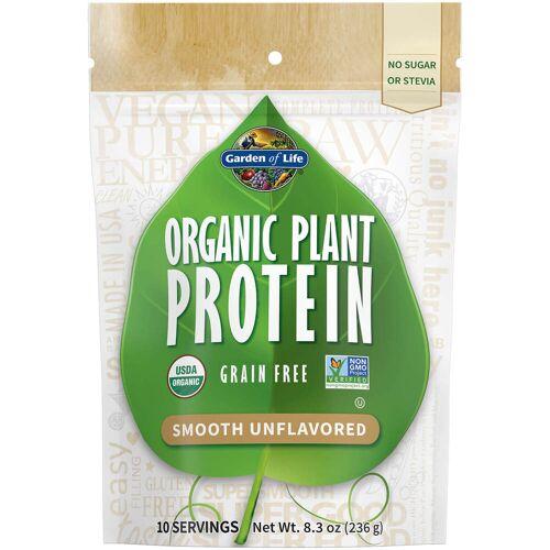 Garden of Life Organic Pflanzenprotein - Geschmacksneutral - 236 g
