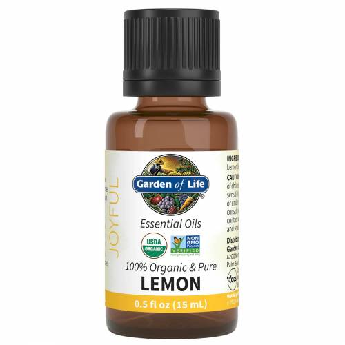 Garden of Life Ätherisches Bio-Öl - Zitrone - 15ml