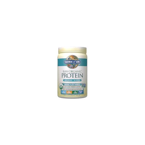 Garden of Life Raw Organic Protein - Geschmacksneutral
