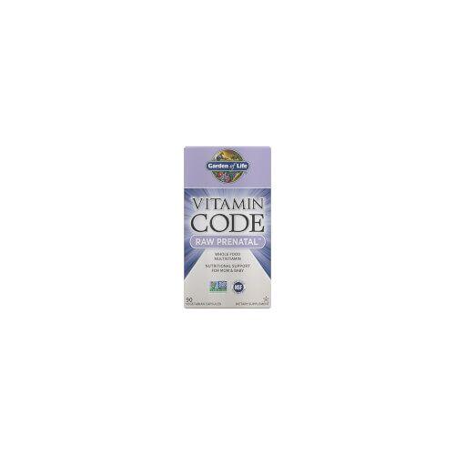 Garden of Life Vitamin Code Raw Pränatal - 90 Kapseln