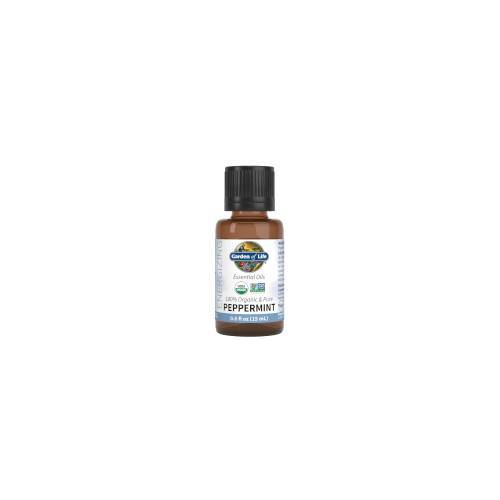 Garden of Life Bio-Aromaöl - Pfefferminze- 15 ml
