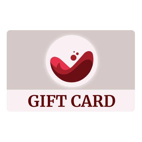 Geschenkkarte 50£