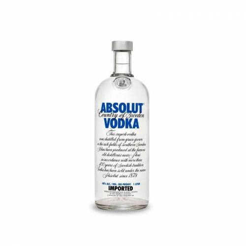 The Absolut Company Absolut Vodka 70 cl.