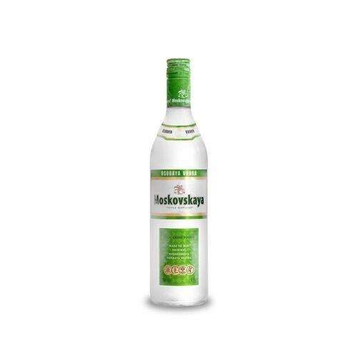 Moskovskaya Vodka Moskovskaya 70 cl.