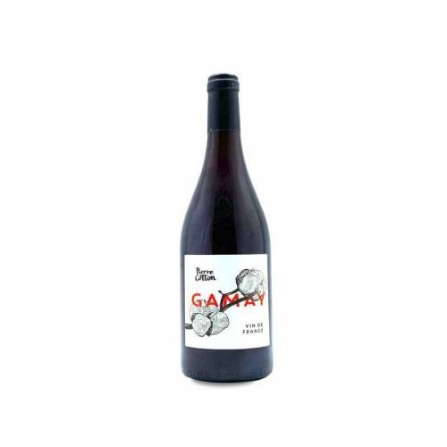 Pierre Cotton Gamay 2019