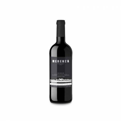 Elvi Wines Herenza Crianza Kosher 2017