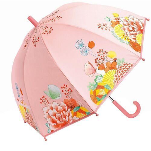 DJECO Langregenschirm »Kinderschirm Blumengarten«