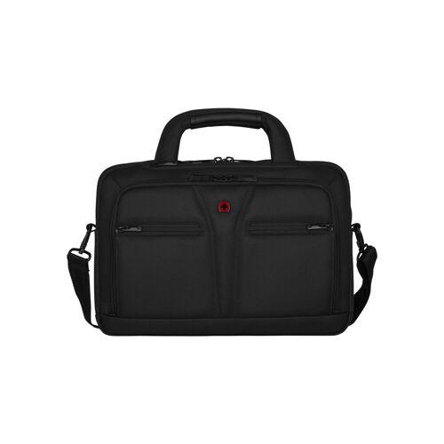 Wenger Laptoptasche »SmartGuard Laptop-Fach, verstellbar«, BC Pro Laptop-Aktentasche 29,46 - 33,78 cm