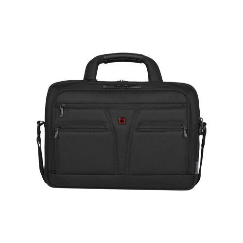Wenger Laptoptasche »SmartGuard Laptop-Schutz, verstellbar«, BC Star Laptop-Aktentasche 35,56 - 40,64 cm