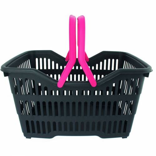Centi Einkaufskorb »Einkaufskorb mit klappbaren Henkel«, 12 l