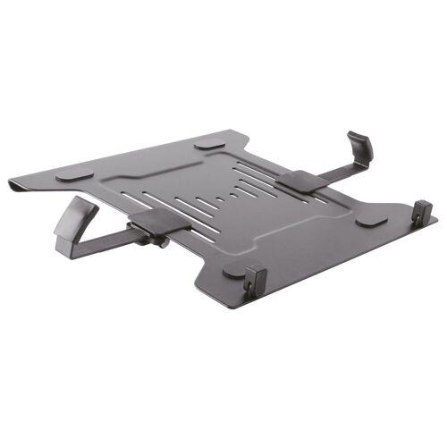 Drall Instruments »IP27B« Laptop-Ständer, (1-tlg., Laptop Adapterplatte für Halterungen mit VESA 75, 100)