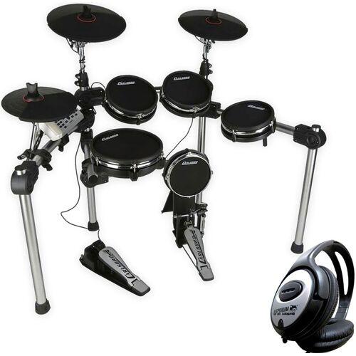 Carlsbro Elektrisches Schlagzeug »CSD 500 E-Drum Schlagzeug + Kopfhörer«