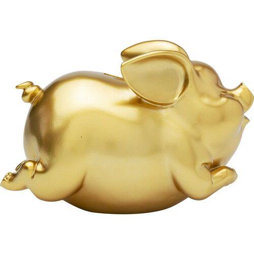 KARE Spardose »Spardose Happy Pig Gold«