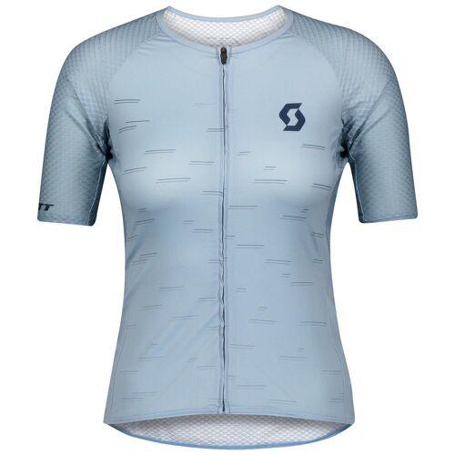 Scott Radtrikot »Fahrradshirt Damen RC Premium Climber s/sl«, blau