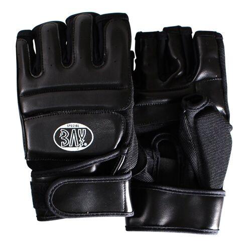 BAY-Sports MMA-Handschuhe »FIT Krav Maga Wing Tsun Handschutz Handschützer«, XXS - XXL Erwachsene und Kinder