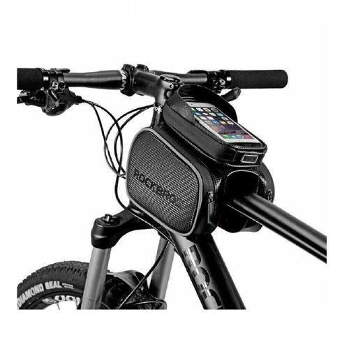 ROCKBROS Fahrradtasche »Fahrrad Rahmentasche Fahrradtasche Oberrohrtasche für 6,2'' Handys«