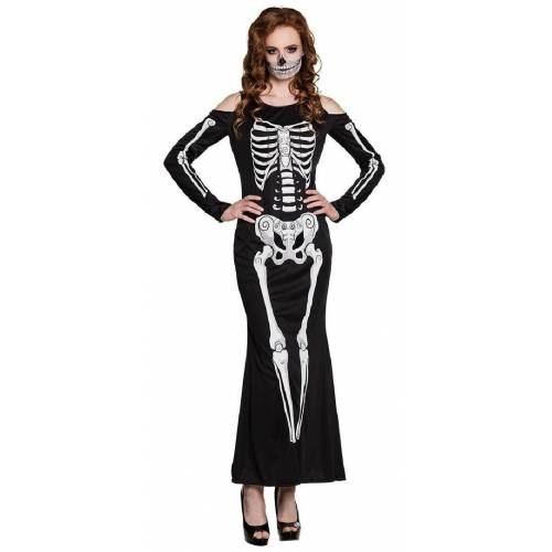 Boland Kostüm »Scapula Skelett Damenkostüm«