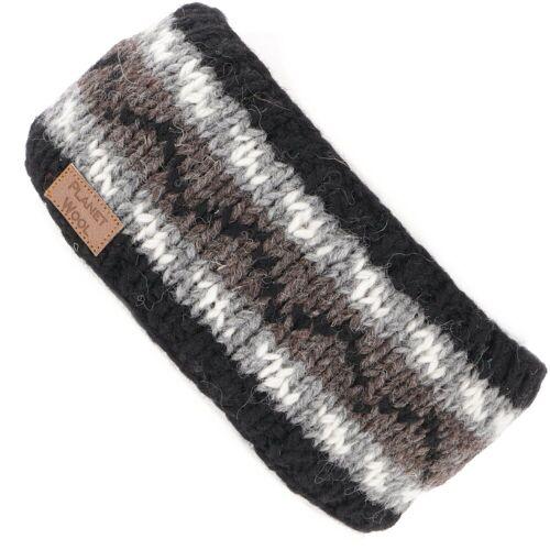 Guru-Shop Stirnband »Stirnband aus Wolle«