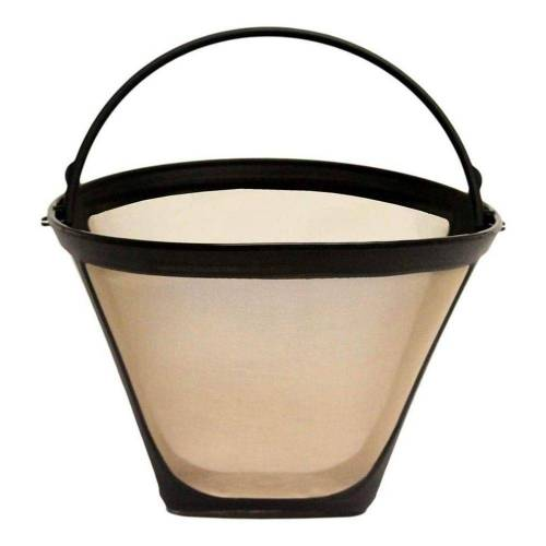 kueatily Filterbälle »Universal Permanenter Kaffeefilter Permanenter Kaffee mit Edelstahlgewebe Kaffeefilter Kaffee-Tropfer Kaffeefilter Mesh Basket Cone Pouring«