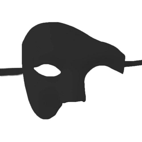 kueatily Fliegenmasken »Maskerademaske, Phantom der Oper Halbgesichtsmaske Maske«