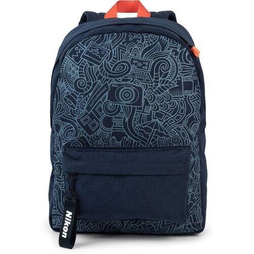 Nikon Fotorucksack »Blauer Rucksack«