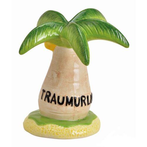 G. Wurm Spardose »- Urlaubskasse - Palme«