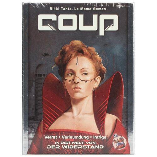 Indie Boards & Cards Spiel, »Coup - Kartenspiel (deutsch)«