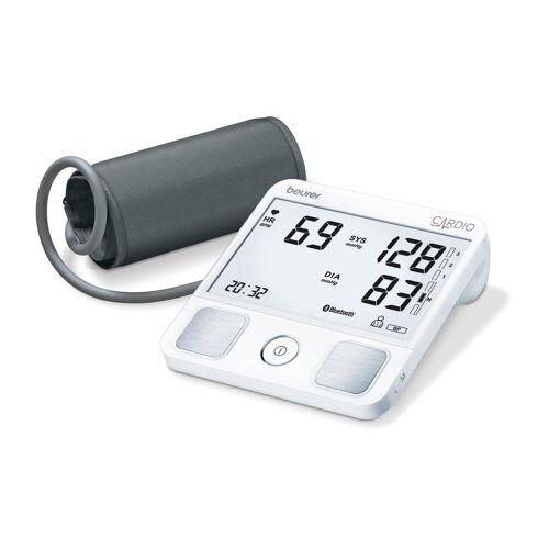 BEURER Oberarm-Blutdruckmessgerät Oberarm-Blutdruckmessgerät BM 93 mit EKG Funktion, Bluetooth