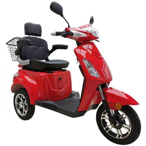 ELEKTROROLLER FUTURA »Seniorenmobil Vita Care 1000, 25 km/h, 60 km Reichweite, Elektromobil, Senioren Elektromobil, E-Mobil« Elektromobil, Schwarz