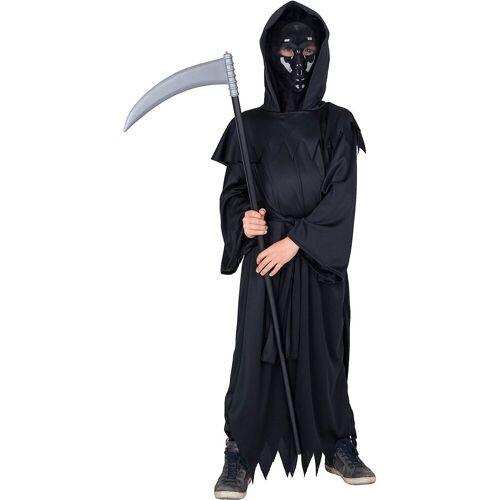 Funny Fashion Kostüm »Kostüm Schwarzer Geist«