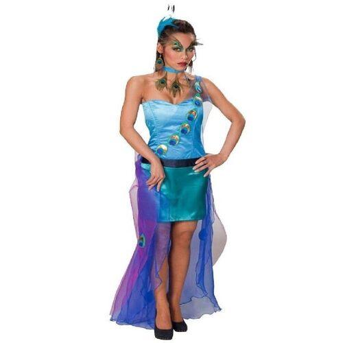 Rubie´s Kostüm »Pfauenauge Damenkostüm«